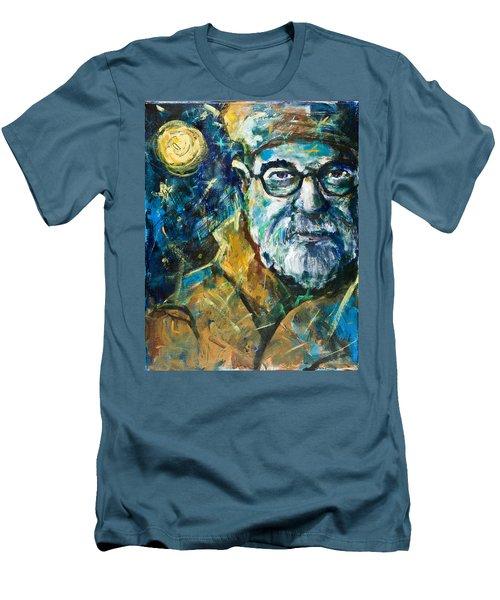 Insomnia Men's T-Shirt (Slim Fit) by Maxim Komissarchik