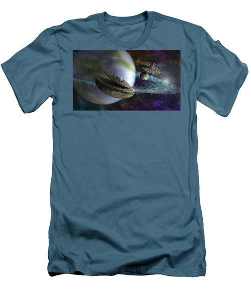 Interstellar Men's T-Shirt (Athletic Fit)