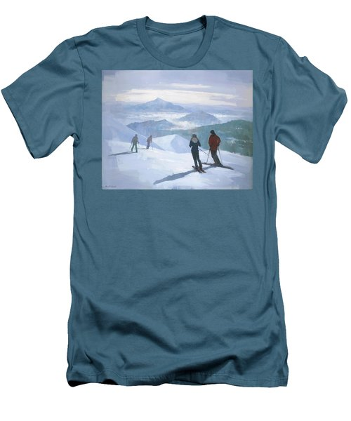 Into The Valley Men's T-Shirt (Athletic Fit)