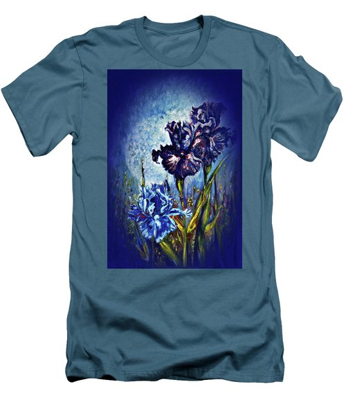 Iris Men's T-Shirt (Slim Fit)
