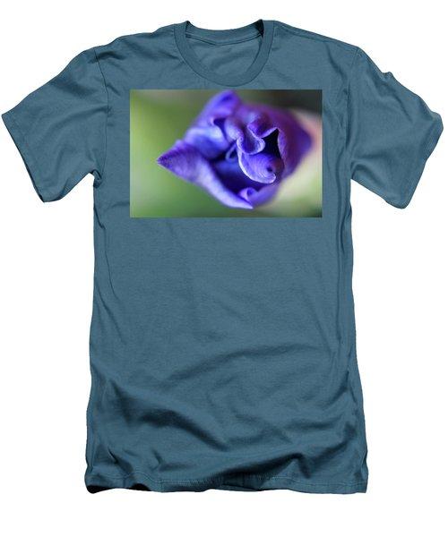 Iris Unfolding Men's T-Shirt (Athletic Fit)