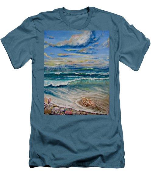Irma's Treasure Men's T-Shirt (Athletic Fit)