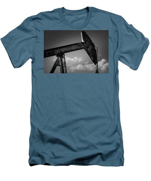Iron Head Men's T-Shirt (Athletic Fit)