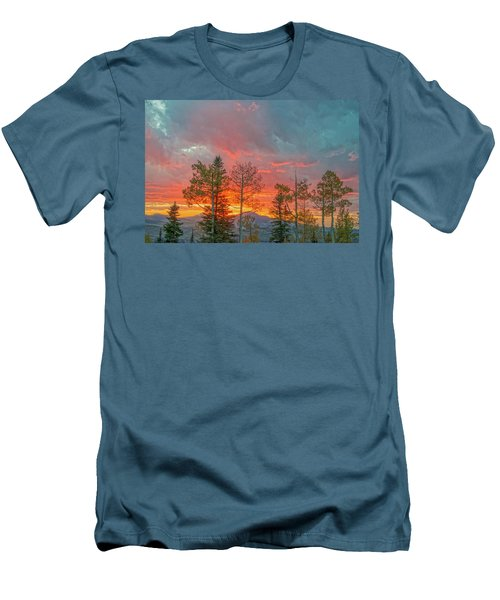 It Takes A Long Time To Grow Old Friends. Make Sure You Treasure Them.  Men's T-Shirt (Athletic Fit)