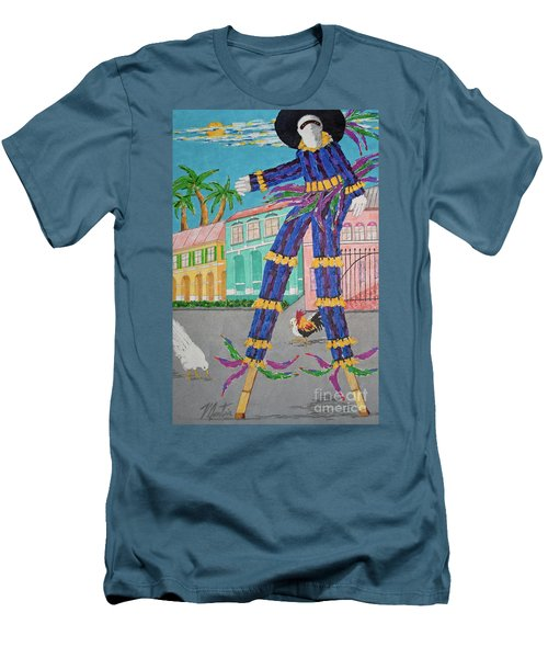 J Ouvert Morning  Men's T-Shirt (Athletic Fit)