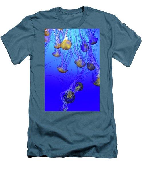 Jellies No. 408-1 Men's T-Shirt (Athletic Fit)