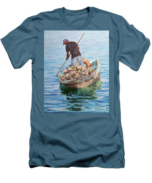 Jewels Of The Sea Men's T-Shirt (Athletic Fit)