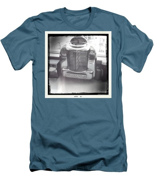 Juke Box Men's T-Shirt (Athletic Fit)