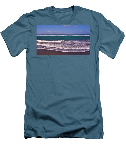 Jupiter Island Beach Men's T-Shirt (Athletic Fit)