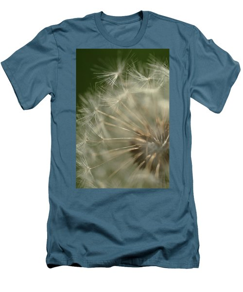 Just A Weed Men's T-Shirt (Slim Fit) by Michael McGowan
