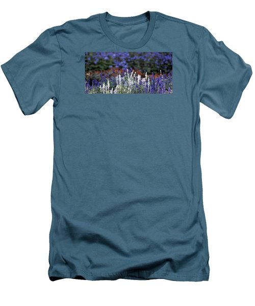 Just Before Fall Men's T-Shirt (Slim Fit) by Tim Good