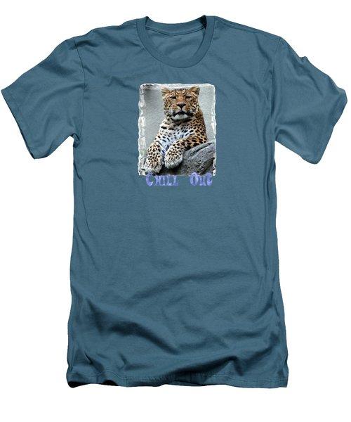 Just Chillin' Men's T-Shirt (Athletic Fit)