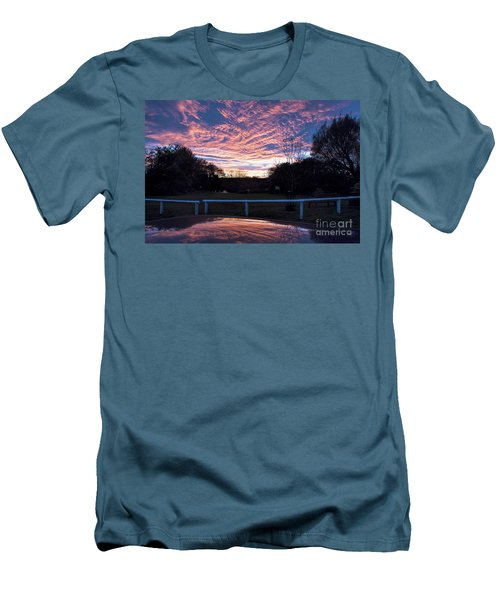 Just Had To Stop Men's T-Shirt (Athletic Fit)