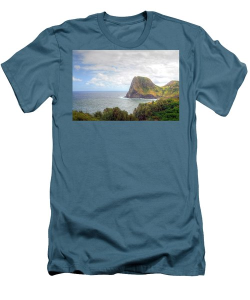 Kahakuloa Head Men's T-Shirt (Athletic Fit)
