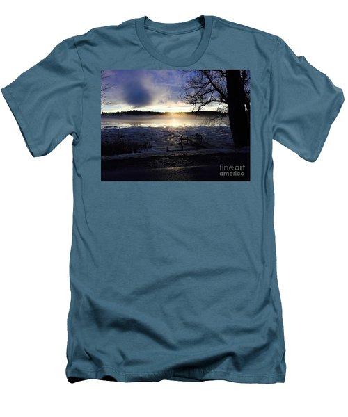 Kathy Men's T-Shirt (Athletic Fit)