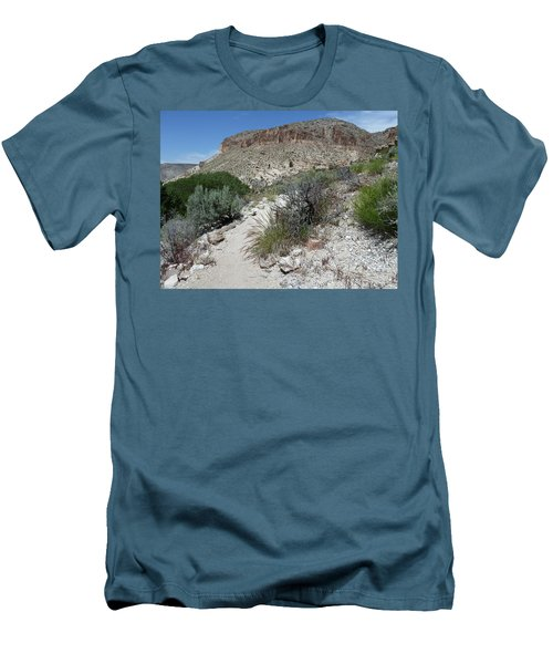 Kershaw-ryan State Park Men's T-Shirt (Slim Fit)
