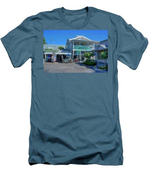 Key West Tackle Men's T-Shirt (Athletic Fit)