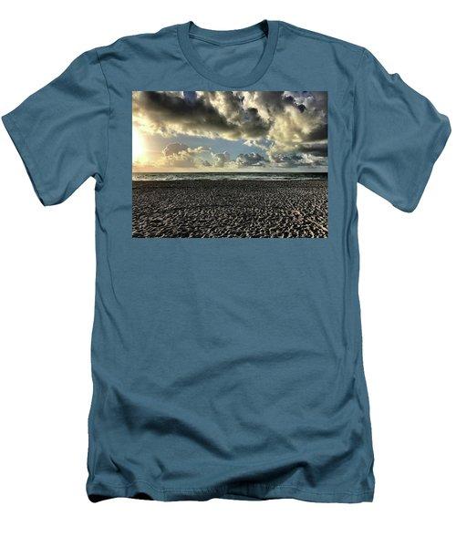 Kicking Back Men's T-Shirt (Athletic Fit)