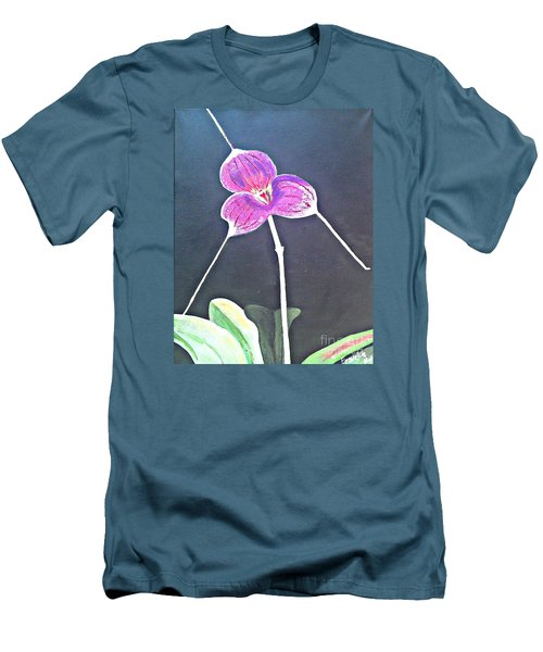 Kite Orchid Men's T-Shirt (Athletic Fit)