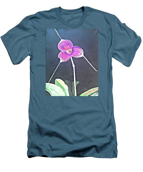 Kite Orchid Men's T-Shirt (Slim Fit)