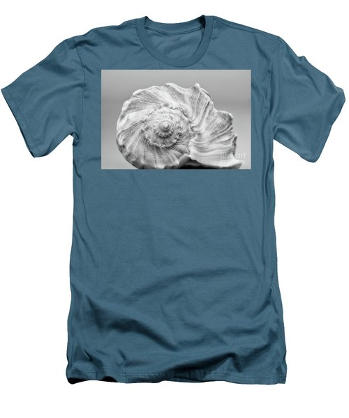 Men's T-Shirt (Slim Fit) featuring the photograph Knobbed Whelk by Benanne Stiens