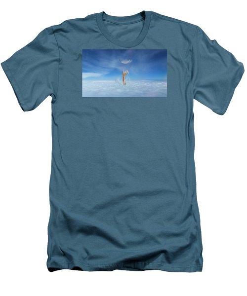 Know No Limits Men's T-Shirt (Slim Fit) by Vincent Lee