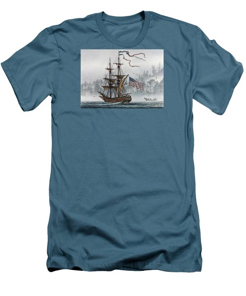 Lady Washington Men's T-Shirt (Athletic Fit)