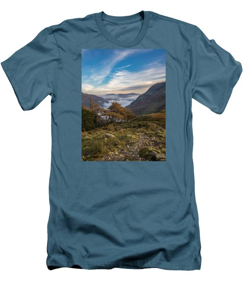 Lake District Views Men's T-Shirt (Athletic Fit)