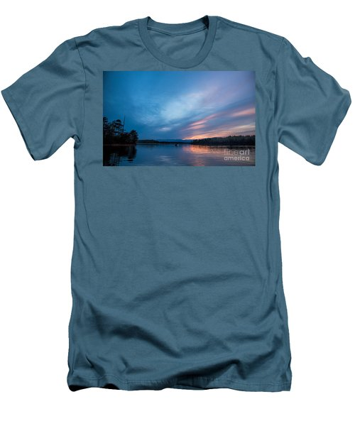 Lake James Portal Men's T-Shirt (Athletic Fit)