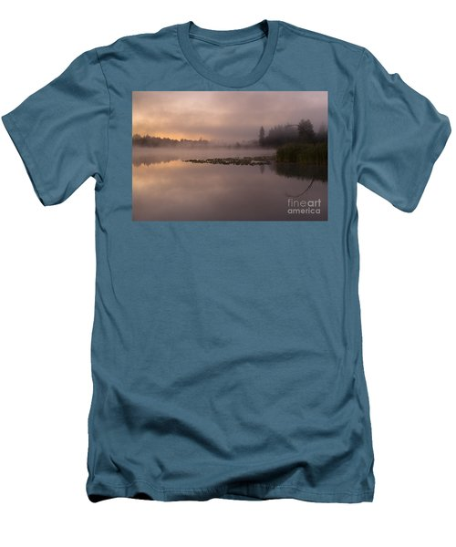 Lake Marsh Men's T-Shirt (Athletic Fit)
