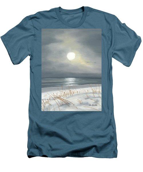 Lake Michigan Men's T-Shirt (Athletic Fit)