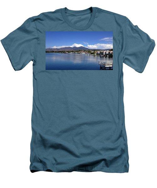 Lake Mission Viejo Men's T-Shirt (Athletic Fit)