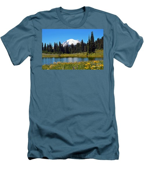 Lake Tipsoo Men's T-Shirt (Athletic Fit)