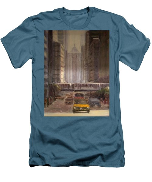 Lasalle Street Men's T-Shirt (Athletic Fit)