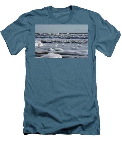 Last Look Of The Season Men's T-Shirt (Slim Fit) by Greg Graham