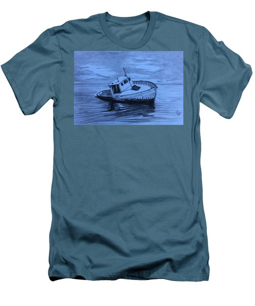 Last Voyage  Men's T-Shirt (Athletic Fit)