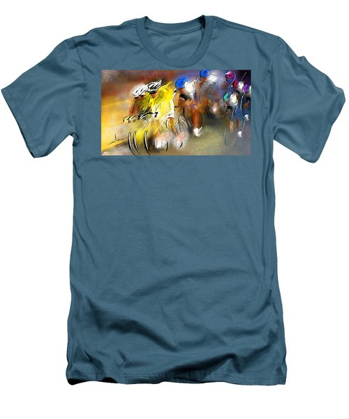 Le Tour De France 05 Men's T-Shirt (Athletic Fit)