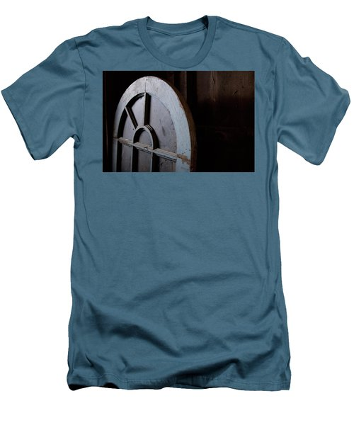 Men's T-Shirt (Athletic Fit) featuring the photograph Left Over by Jingjits Photography