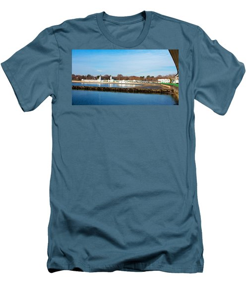 Life In Rye Men's T-Shirt (Slim Fit) by Jose Rojas