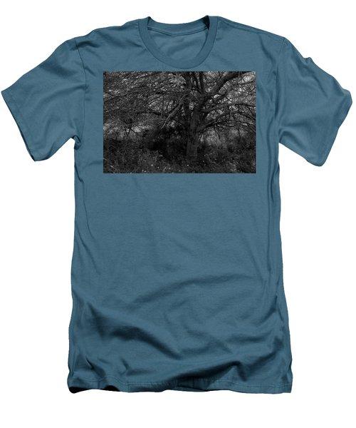 Life. Men's T-Shirt (Slim Fit) by Shlomo Zangilevitch