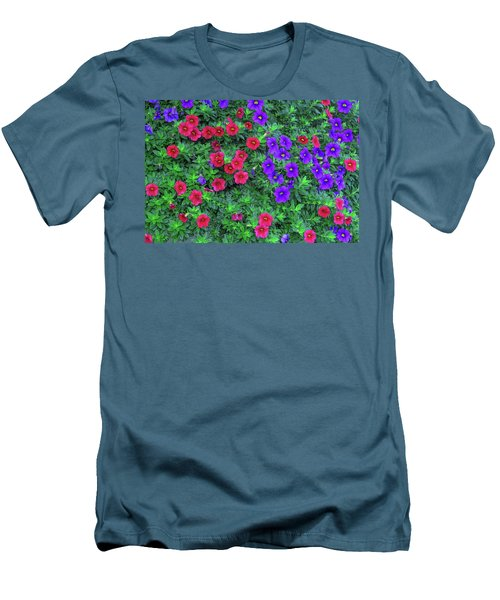 Listen To The Wind. It Talks. Listen To Silence. It Speaks. Listen To Your Heart. It Knows.  Men's T-Shirt (Athletic Fit)