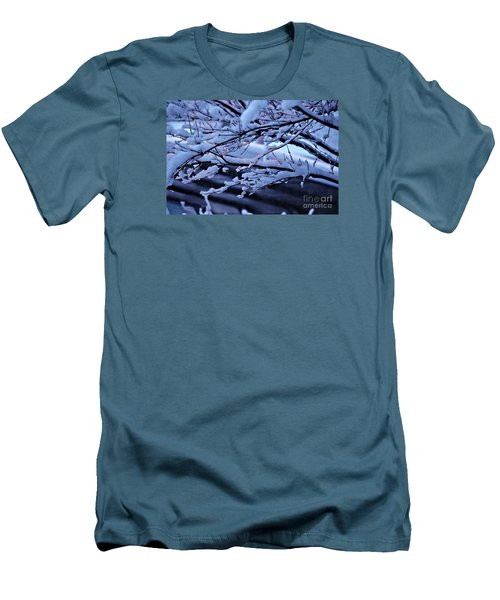 Little Light Make Me Smile  Men's T-Shirt (Athletic Fit)
