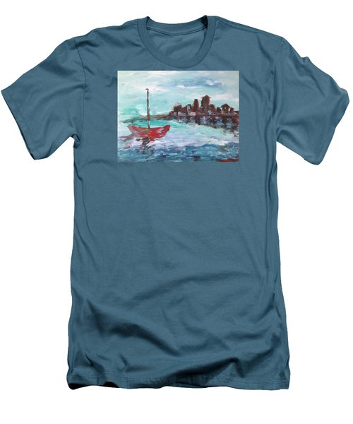 Coast Men's T-Shirt (Athletic Fit)