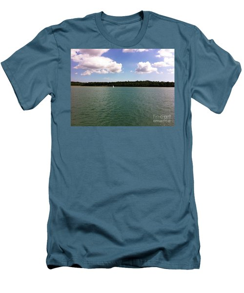 Lone Sailor Men's T-Shirt (Athletic Fit)