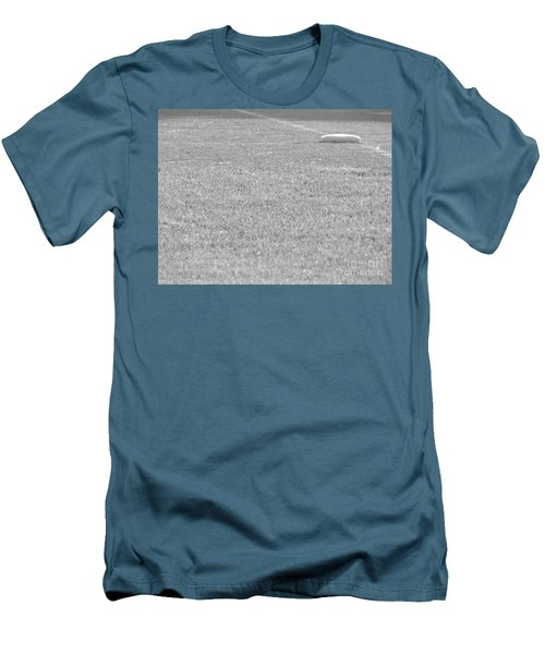 Looking In To Third Base Men's T-Shirt (Athletic Fit)