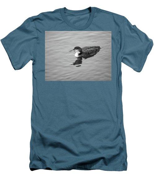 Loon  Men's T-Shirt (Athletic Fit)