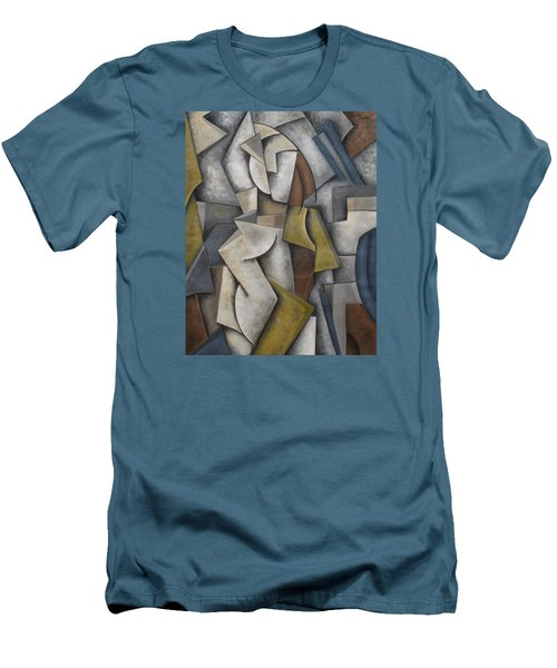Lost In You Men's T-Shirt (Slim Fit) by Trish Toro
