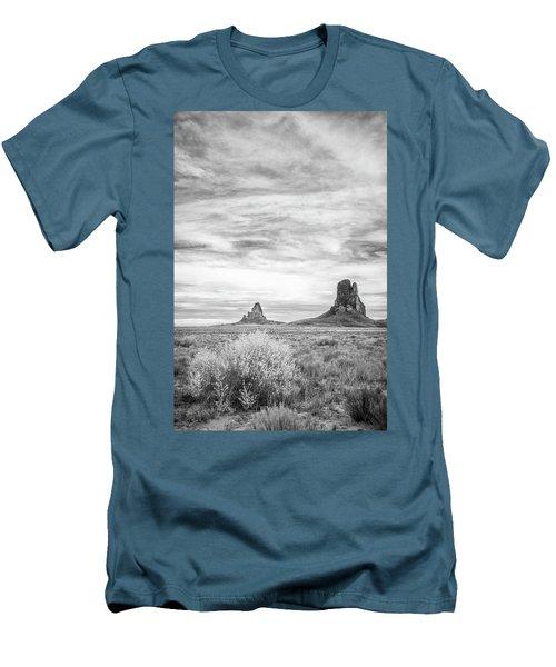 Lost Souls In The Desert Men's T-Shirt (Slim Fit) by Jon Glaser