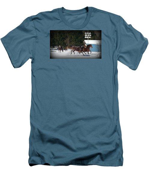 Loving It Men's T-Shirt (Athletic Fit)
