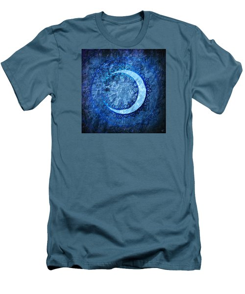 Luna Men's T-Shirt (Slim Fit) by Kenneth Armand Johnson